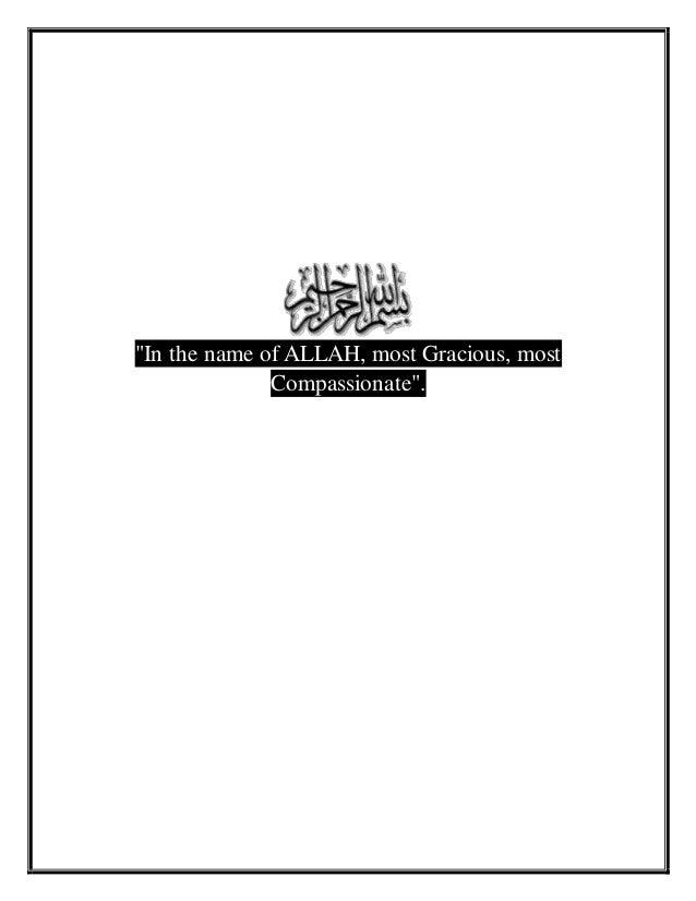 Internship report on hr policy of