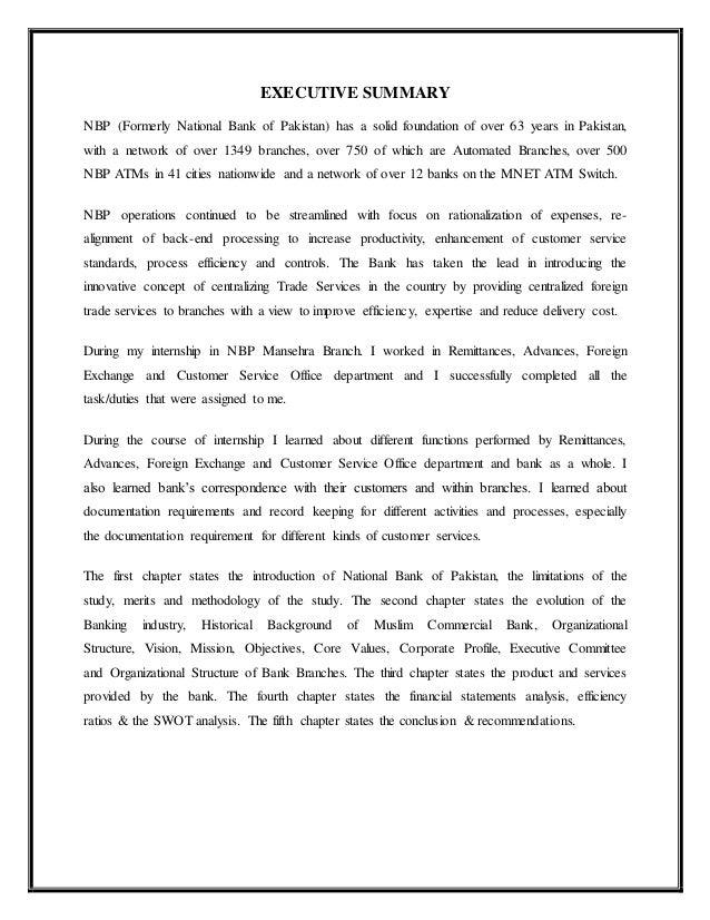 internship report on hr department