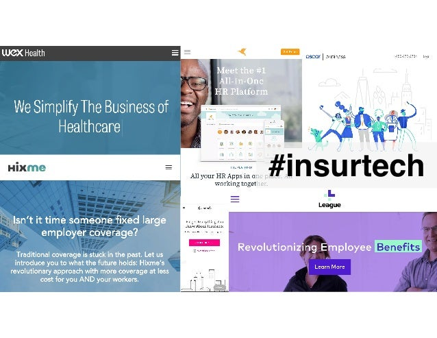 3 IMPORTANT TAKEAWAYS: 1. If you're not at enough touchpoints along the customer journey, you don't exist. 3. Insurtech wi...