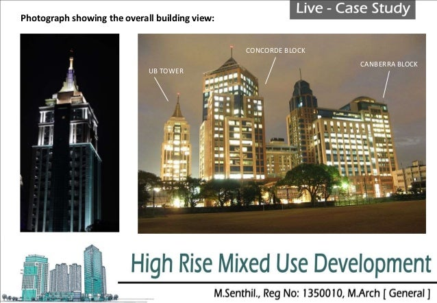 Green towers and iconic design: Cases from three continents