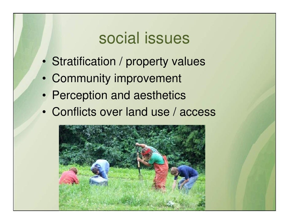 community environmental issue Slideshow - here is a list of 10 environmental justice issues affecting the black community that should be given full attention by all americans.