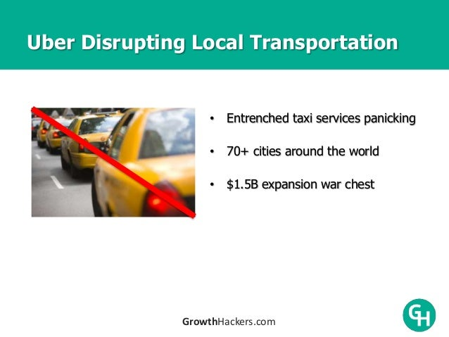 Uber's Extraordinary Growth Engine Slide 2