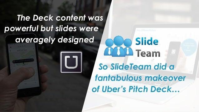 Uber Pitch Deck Makeover by SlideTeam Slide 3