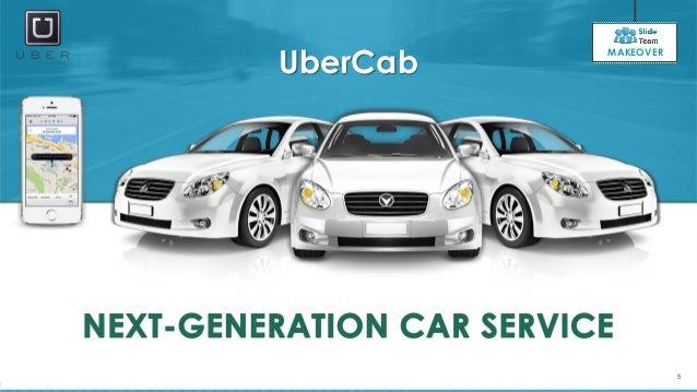 5 UberCab MAKEOVER