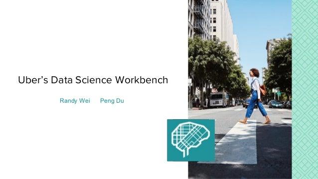 Uber's Data Science Workbench Randy Wei Peng Du