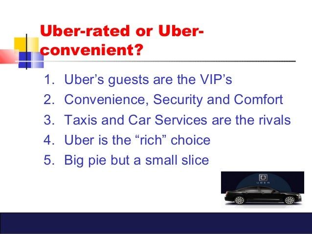 10 Step Marketing Plan UBER