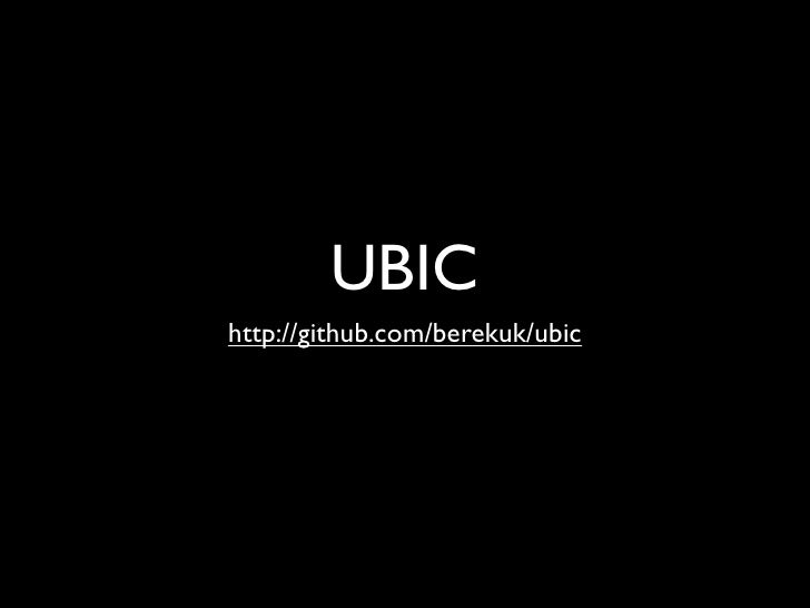 UBIC http://github.com/berekuk/ubic