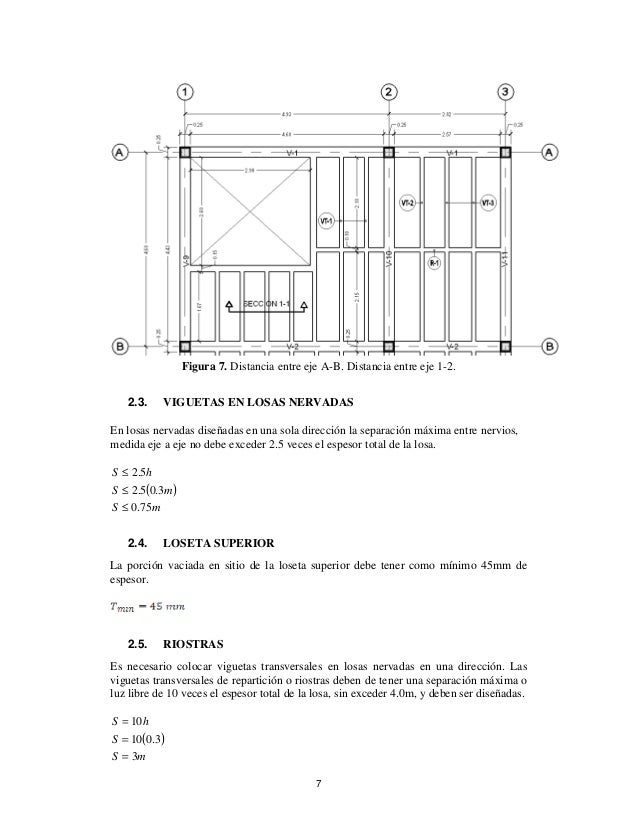 Ubicaci n de ejes en un plano arquitect nico for Medidas de un plano arquitectonico