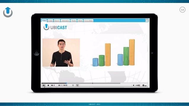 UBICAST - 2015 14