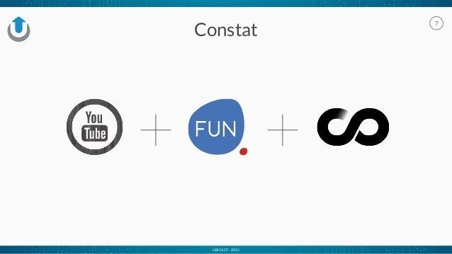 UBICAST - 2015 7 + + Constat