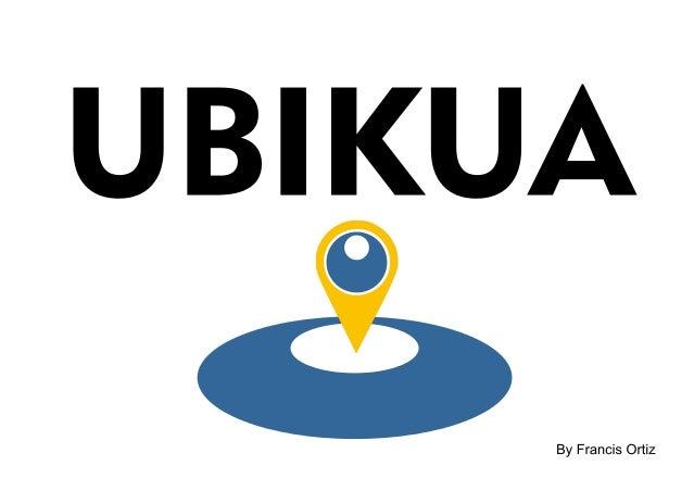 Ubikua logo design
