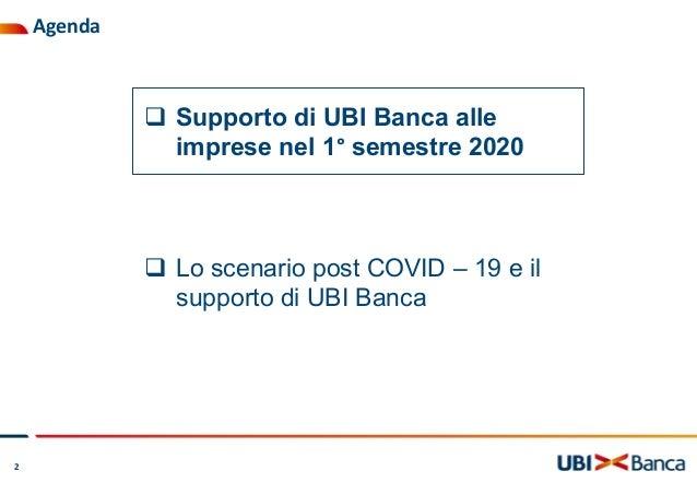 UBI BANCA - FOCUS CREDITO VARESE Slide 2