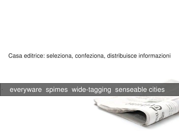 Fake Press, Ubiquitous Anthropology Slide 3