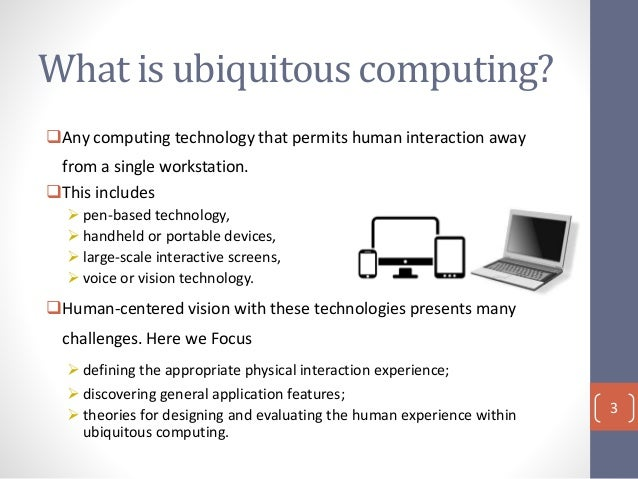 ubiquitious computing and your privacy Some computer science from ubiquitous computing to ubiquitous frank kargl, privacy context model for dynamic privacy adaptation in ubiquitous computing.