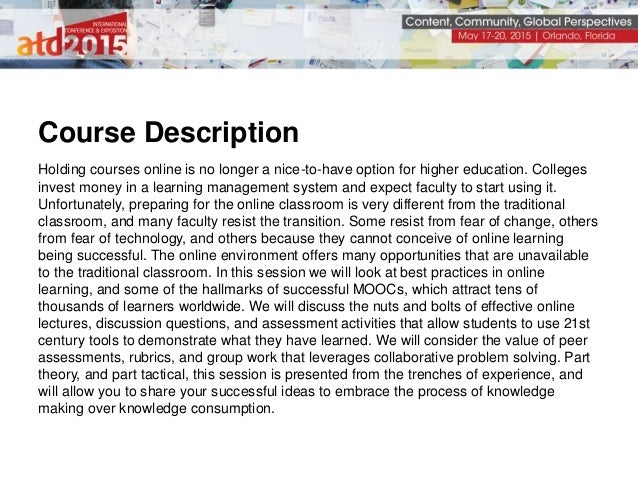 Ubiquitous Learning: Leveraging the Strengths of Online Education Slide 2
