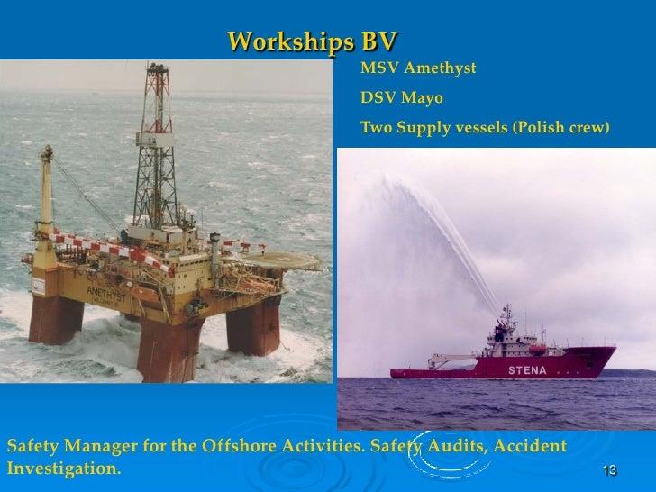Workships BV                                           MSV Amethyst                                           DSV Mayo    ...