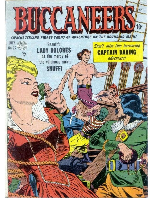 Buccaneers no. 22