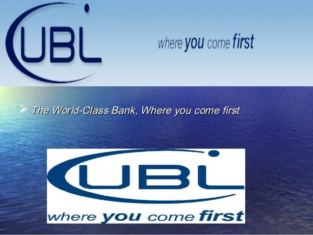 UBL bank