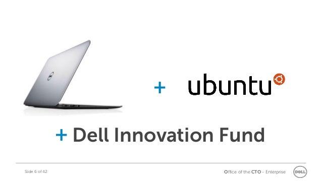 Office of the CTO - EnterpriseSlide 6 of 42 Dell Innovation Fund+ +