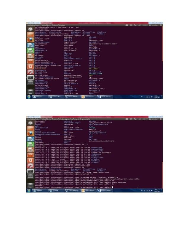 Ubuntu comandos