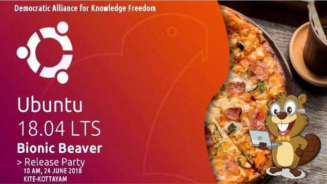 We will discuss 1. Introduction to Ubuntu Linux 2. Hardware selection for Linux 3. Ubuntu Installation 4. Ubuntu 18.04 fea...