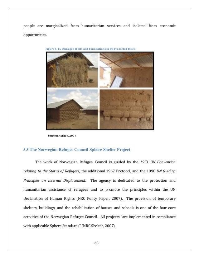un guiding principles on internal displacement 1998 pdf