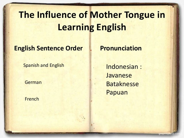 spanish influence on english learning Spanglish, a mixture of english and spanish, is the native tongue of millions   and the influence of us english can be heard throughout the world: can i  a  similar study undertaken by the bbc's voices project in 2004 turned.