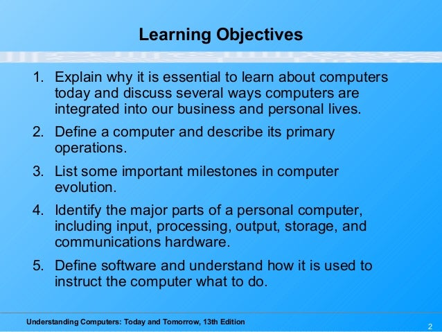 an introduction to the world of computers Introduction to computer courses you need to know the an 'introduction to computers working with computers to better understand the world of.