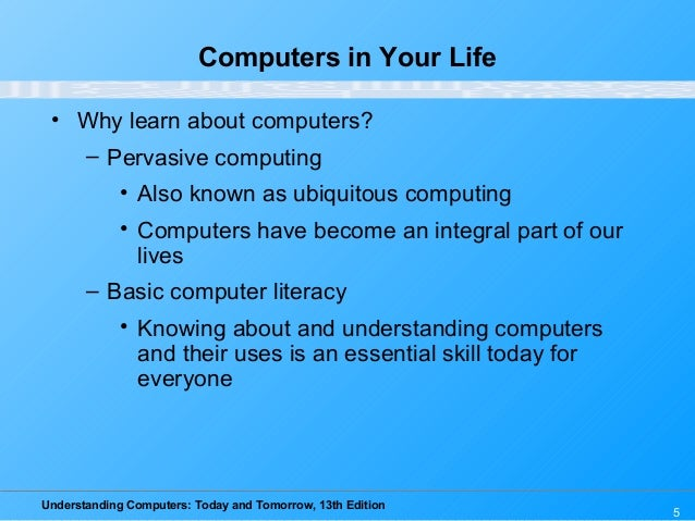 an introduction to the history of the usage of computers in todays society Computer - history of computing: a computer might be described with deceptive simplicity as an apparatus that performs routine calculations automatically such a definition would owe its deceptiveness to a naive and narrow view of calculation as a strictly mathematical process.