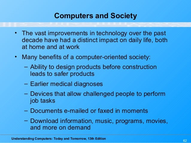 benefits of computer oriented society Object-oriented simulation,  [scs multiconference on object-oriented simulation, society for computer simulation,  your purchase benefits world literacy.