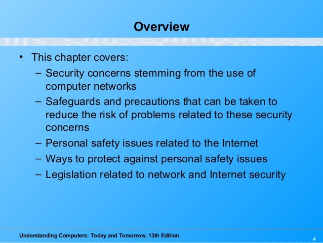 understanding internet security When teaching children about the importance of internet safety, it's critical that they learn about internet security and privacy the lessons in.