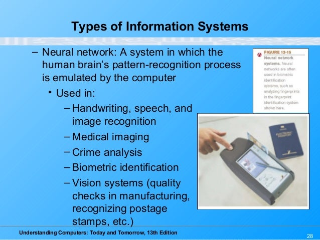 understanding information systems When we talk about technology and is (information systems) we tend to focus on computers instead, in this course we examine the 'big picture' of technology, in order to gain a better understanding of what computers can do for us and when we should switch off our computers, smartphones, tablets and wearables.