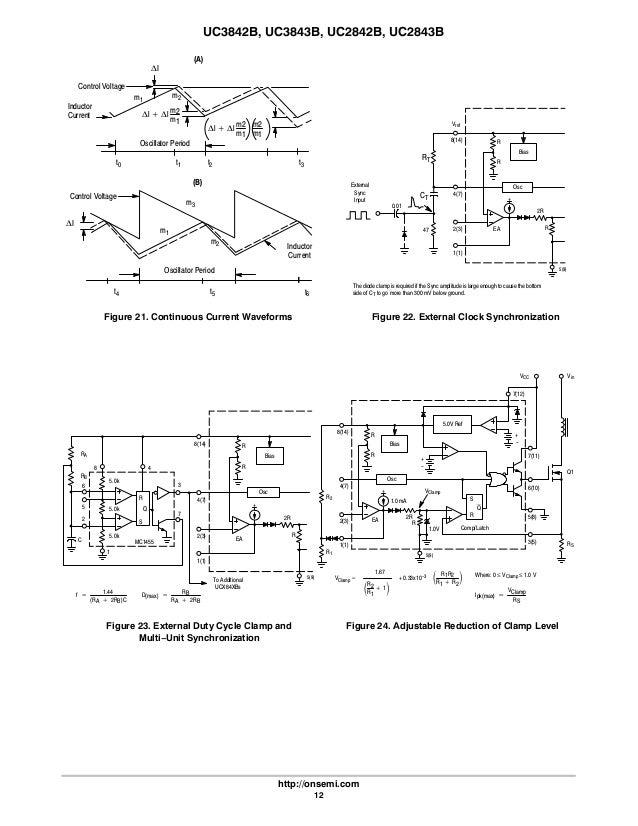 Uc3842 Circuit Diagram
