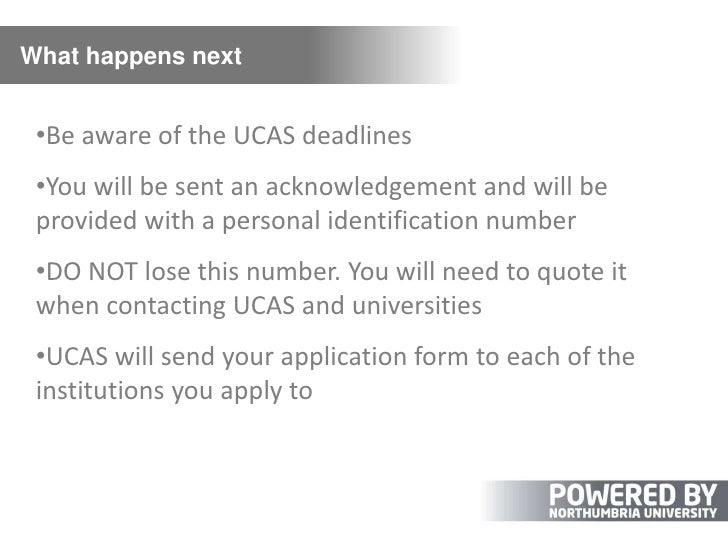 Ucas personal statement quotes