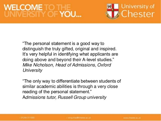 ucas personal statement quotes Learn more about our personal statement help we are a professional personal statement writing service which provides its customers with 100% original papers.