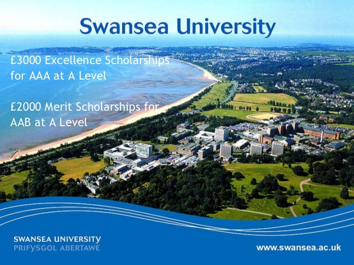 £3000 Excellence Scholarships for AAA at A Level £2000 Merit Scholarships for AAB at A Level