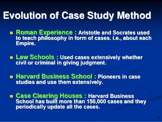 case study methods in business research Case studies are one of the most popular approaches to business and  management research by bringing together research accounts from various  research.
