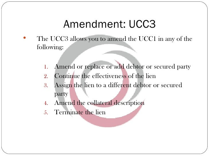 Ucc Basics 101 United Corporate Services Inc