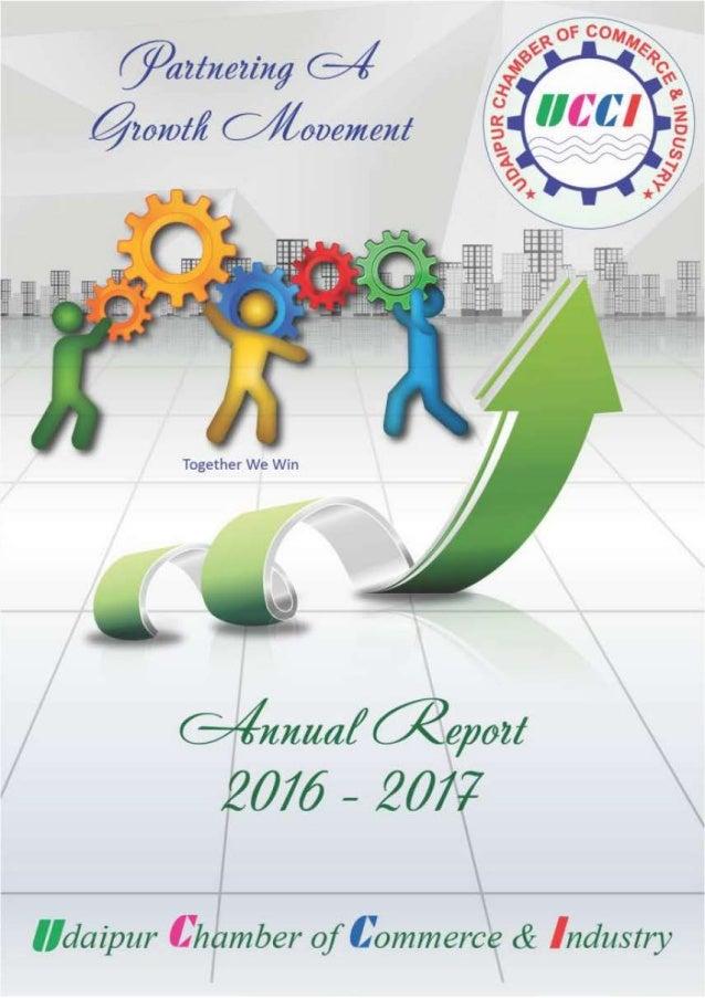 UCCI Annual Report 2016-17