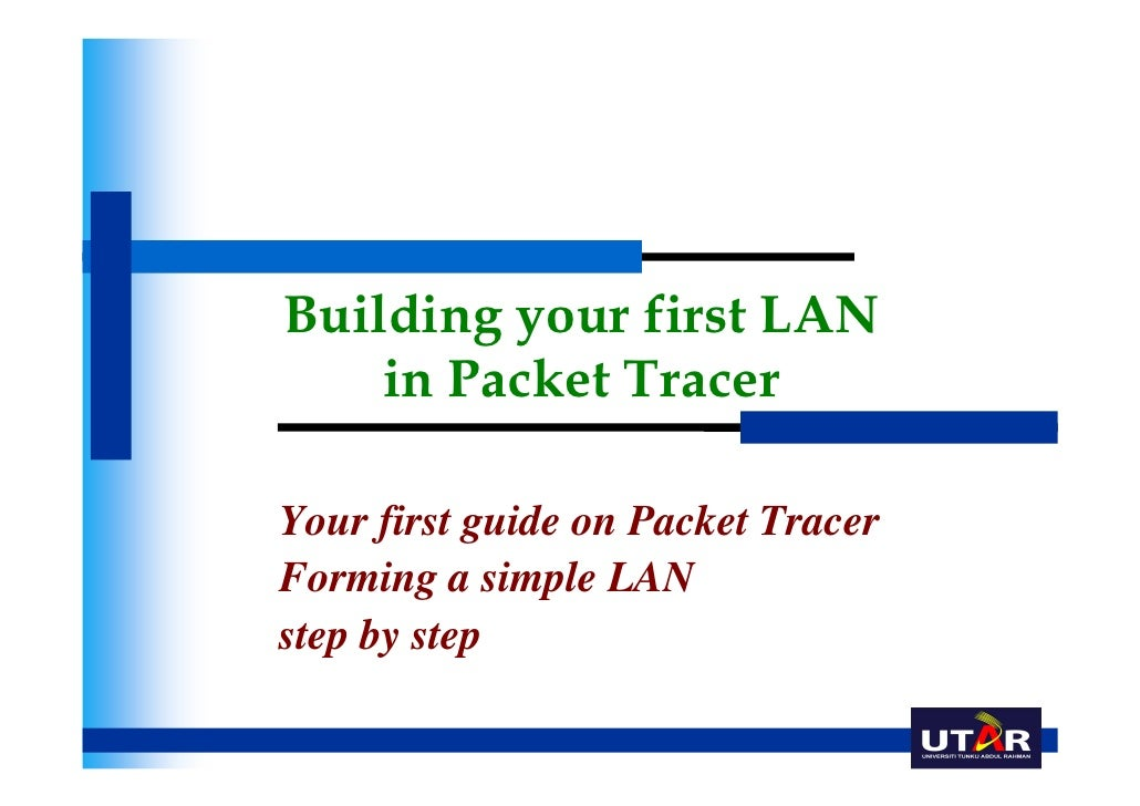 packet tracer how to create local database