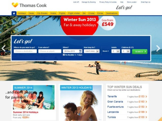 Booking Number For Vision Travel