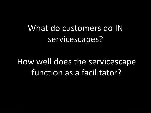 Servicescape thesis