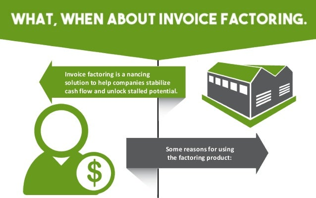 Invoice Factoring Alternative To Traditional Bank Loan - Invoice factoring loan