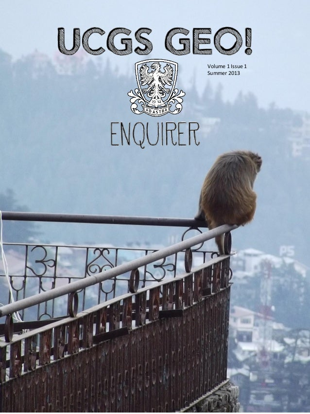 Volume 1 Issue 1 Summer 2013