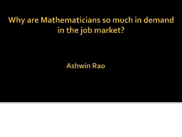 UCL  Mathematics,  London,  Jan  2014