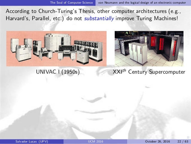 church thesis theoretical computer science Church's thesis, and the church-turing thesis) international journal of theoretical physics, 33 an outline' laboratory for computer science, mit.