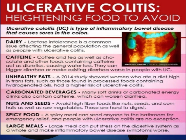 Ulcerative Colitis Mild To Moderate Management