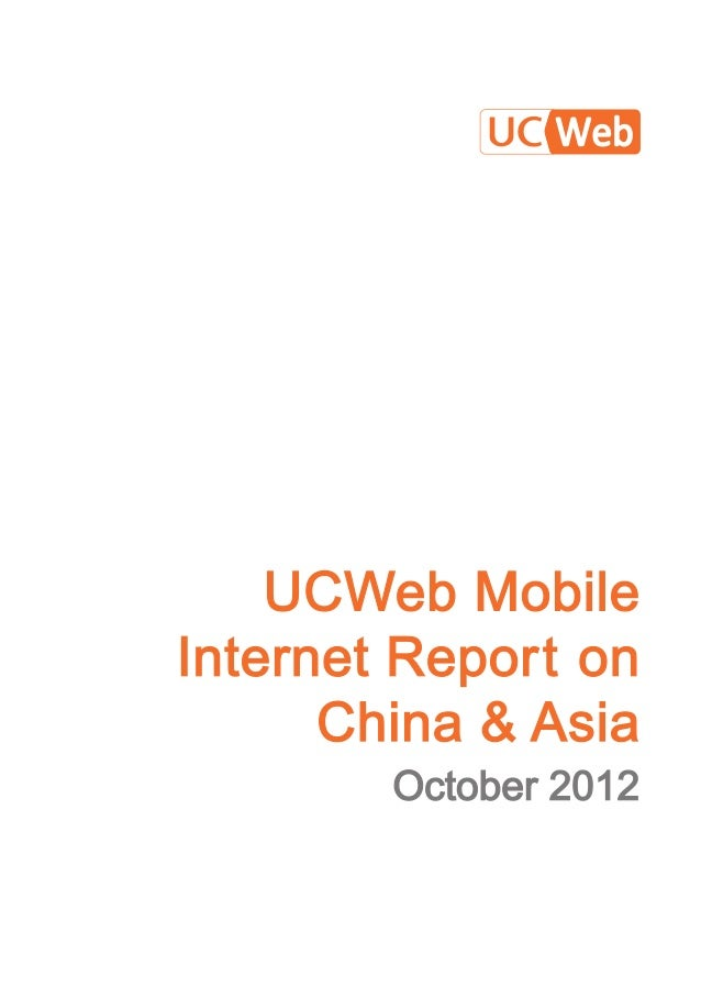 1                Mobile Internet in Asia is the Next Big Thing    The China & India Story    The mobile internet industry ...