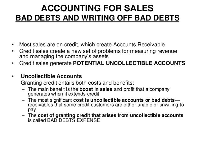 Financial Accounting Introduction - Business Administration