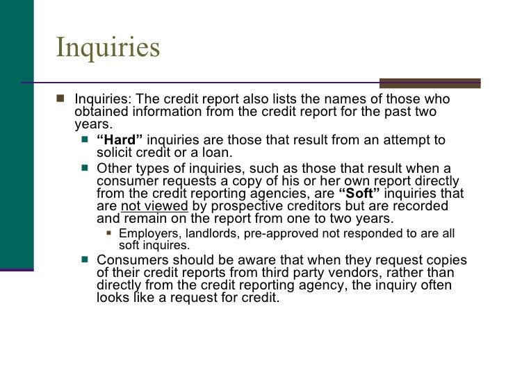 how to remove inquiries from credit report sample letter understanding your credit report and score 22347 | understanding your credit report and score 13 728